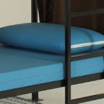 Waterproof Mattress & Pillow for Bunk Beds