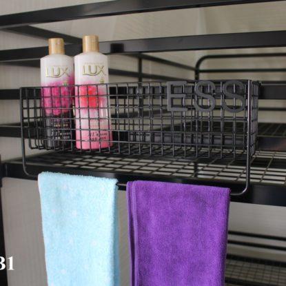 Bunk Bed Storage Basket