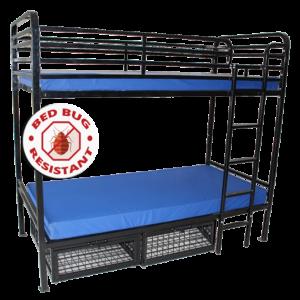 bed bug resistant bunk beds