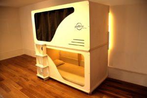 Capsule-type-bunk-bed