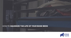 How to Maximize the Life of Your Bunk Beds
